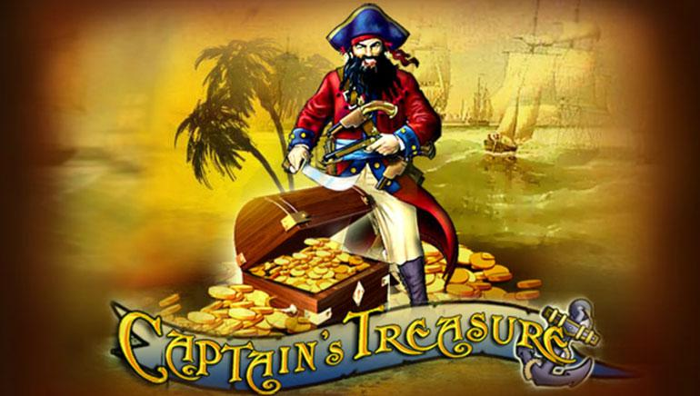 Captain's Treasure Nyerőgép Online