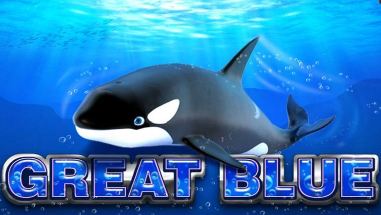 Great Blue Nyerőgép Online