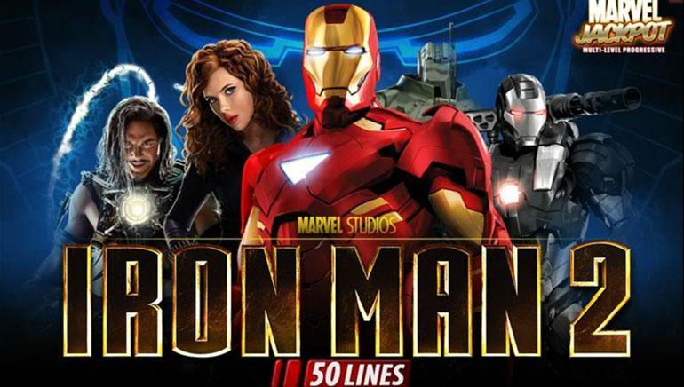 Iron Man 2 Nyerőgép Online
