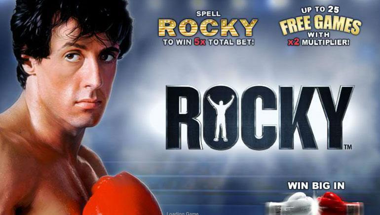 Rocky Nyerőgép Online