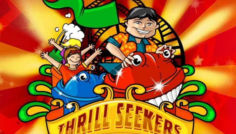 Thrill Seekers Nyerőgép Online